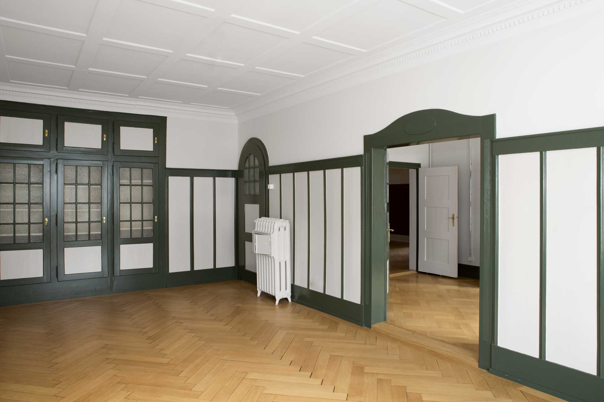 Sanierung Monbijoustrasse Bern, SAJ Architekten AG (Foto: schori-photography)
