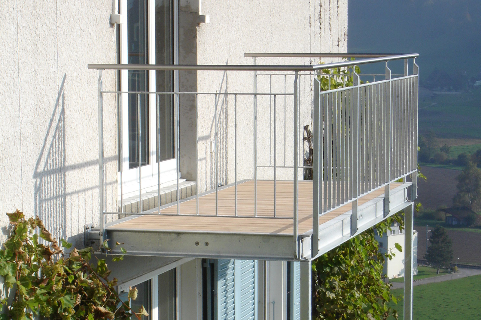 Apartment building in Bern, Architekt Metallbau AG, Stettlen