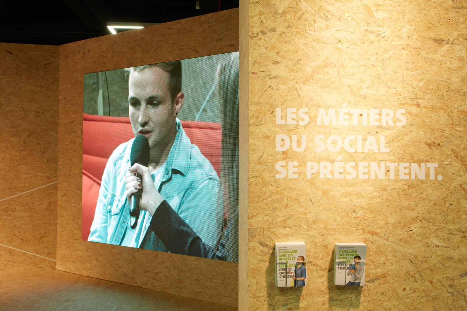 SwissSkills 2014, Savoir Social, Stefan Zwicky, Architect, Zurich
