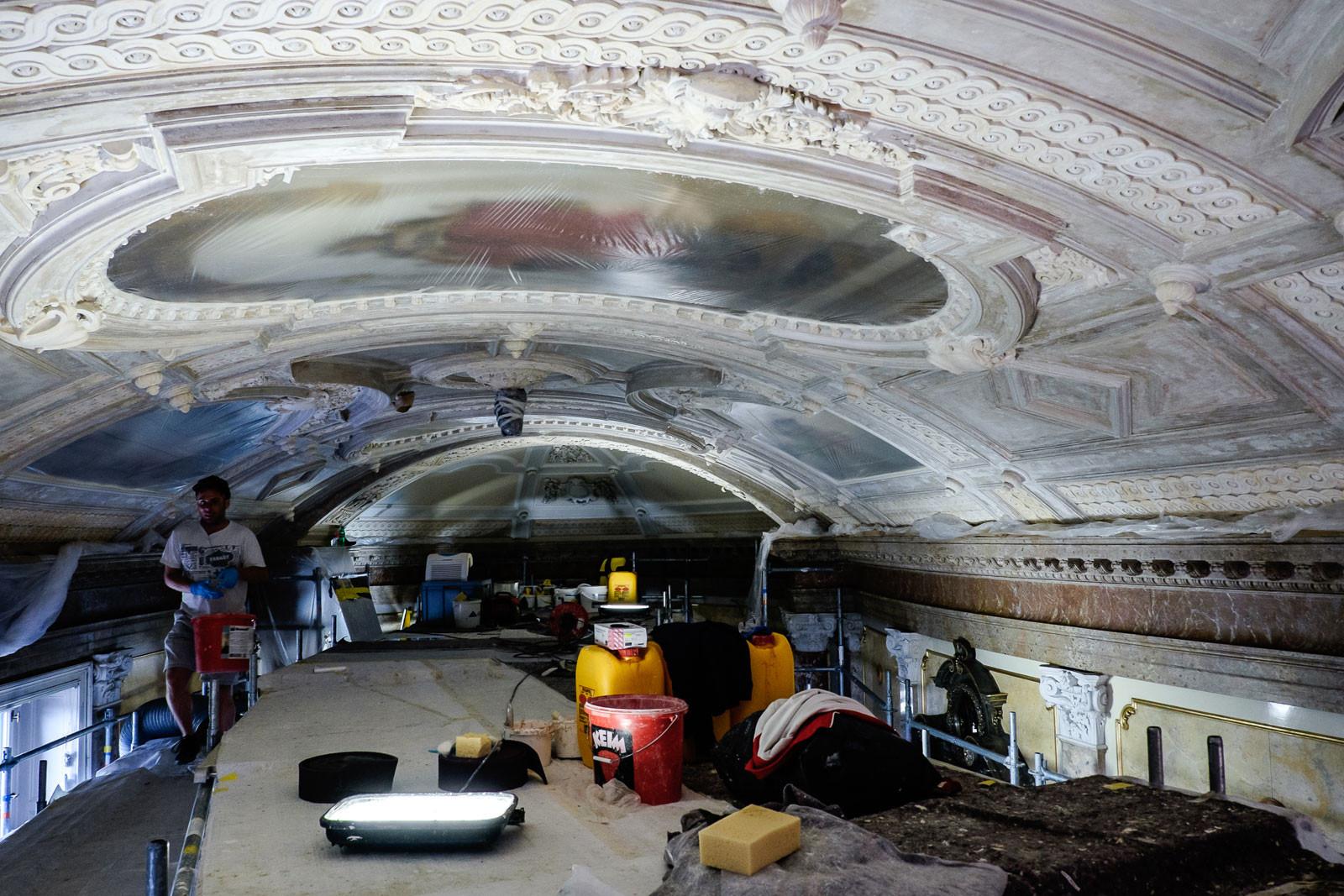 Bundeshaus, Aebi & Vincent Architekten AG Bern