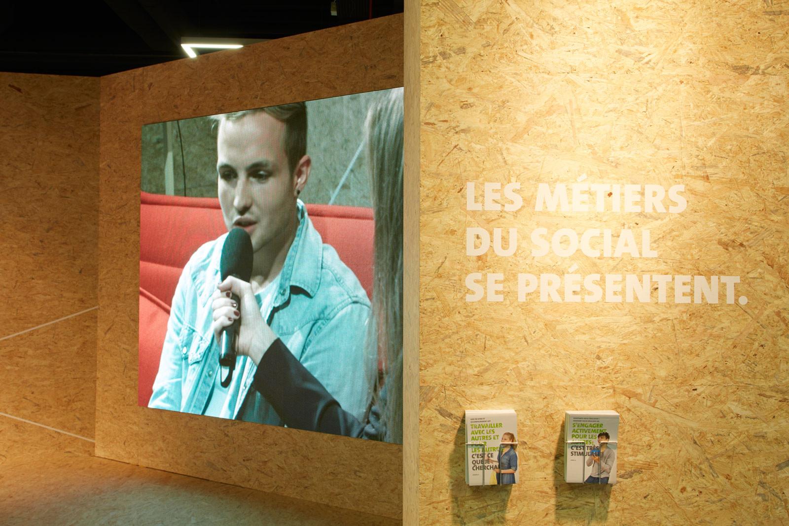 SwissSkills 2014, Savoir Social, Stefan Zwicky Architekt Zürich