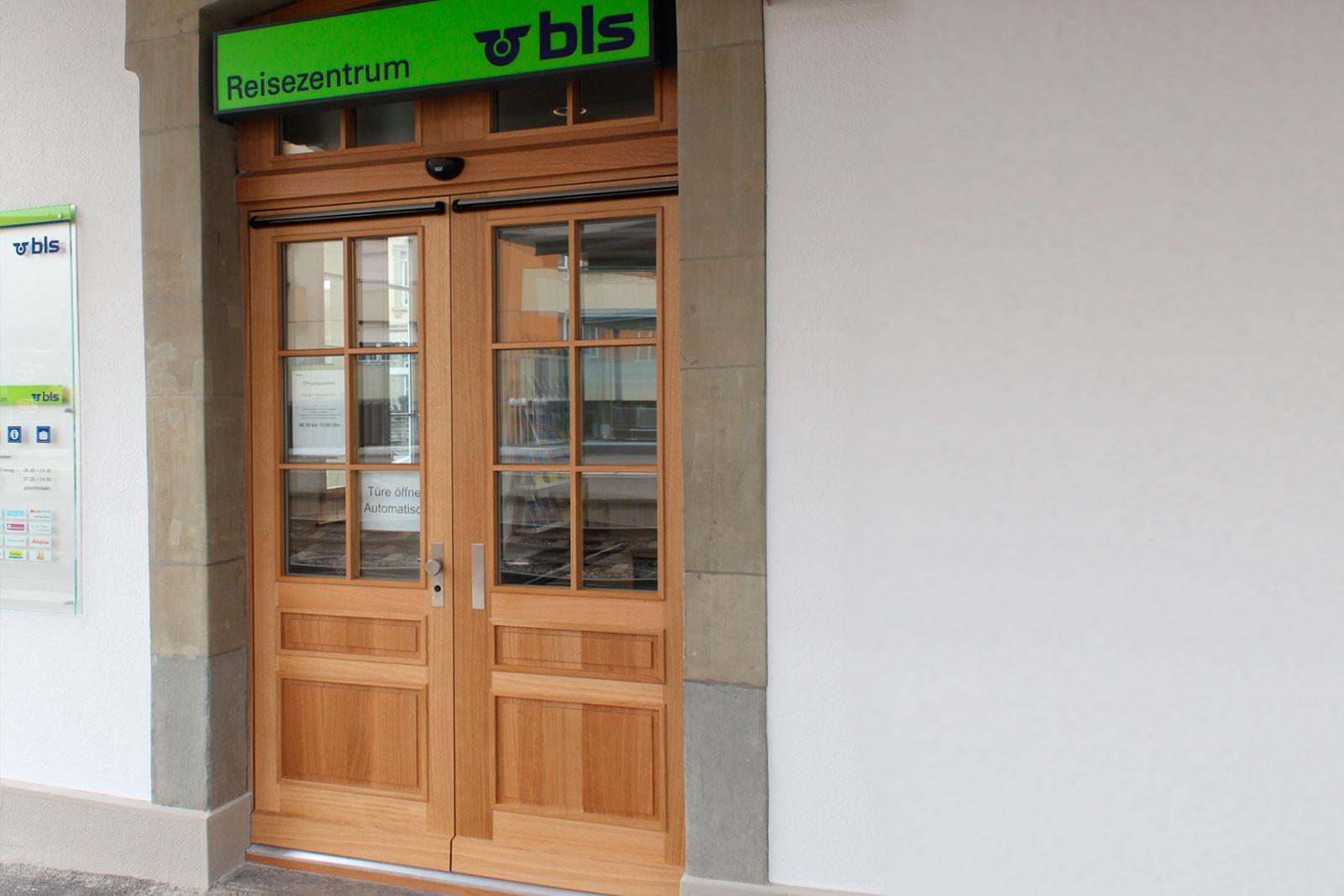BLS Düdingen, Ehrenbold Schudel Architektur Bern