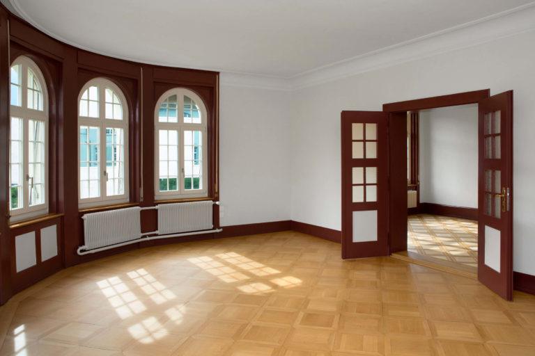 Sanierung Monbijoustrasse Bern. Architektur: SAJ Architekten AG. (Fotos: schori-photography)