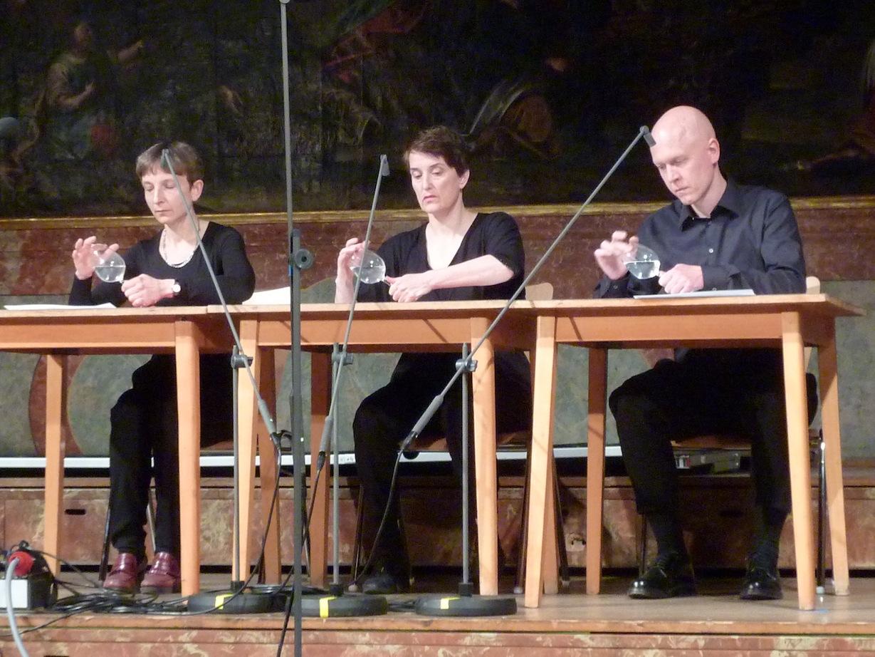 Ariane Jeßulat, Steffi Weismann, Christian Kesten © D. Mayer