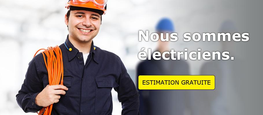 Électricien à Chambly et Rive-Sud de Montréal