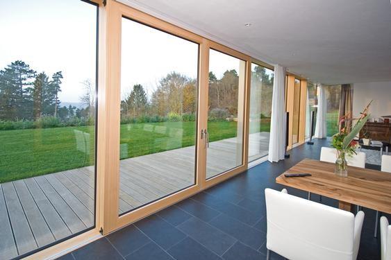 Holzfenster modern  Modern - Thomas Weber Fenster und Türen, Obergünzburg ...