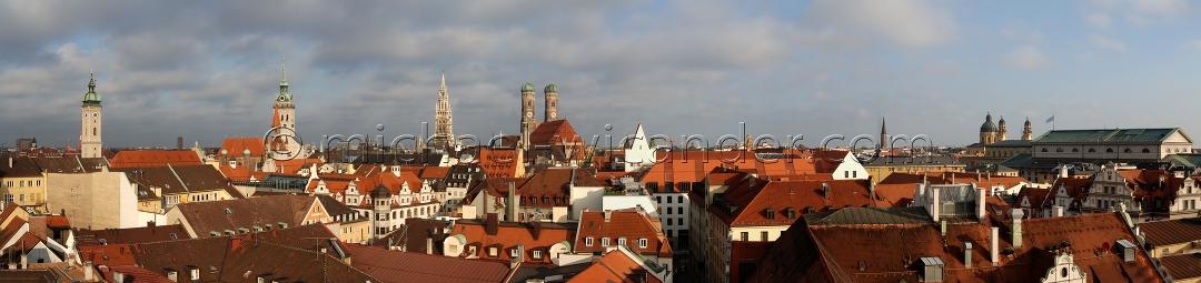 München Panorama 05