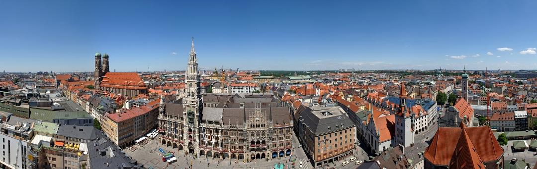München Panorama 13