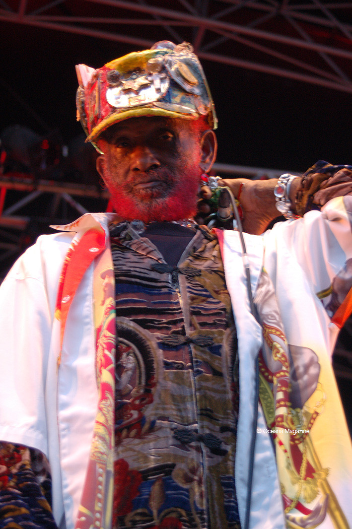 Lee « Scratch » Perry