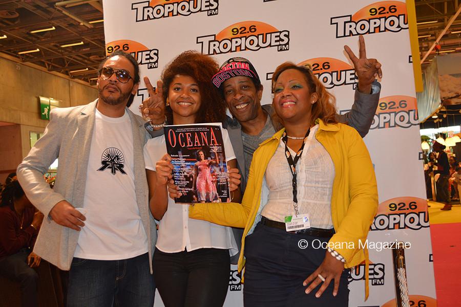 Oceana Magazine et Tropiques FM