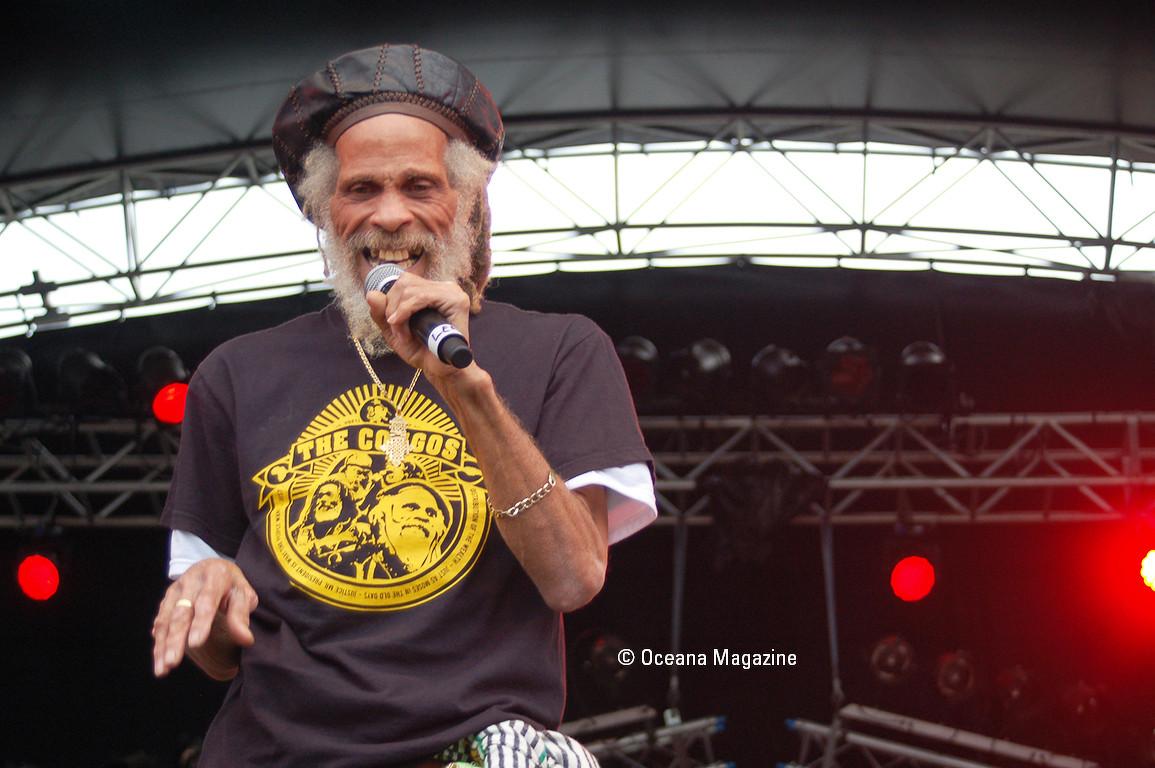 The Congos au Festival Reggae Sun Ska 15 ème édition
