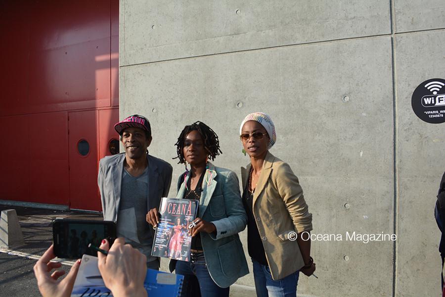 Oceana Magazine et Natacha Bounet 8 fois championne de Kung Fu Sanda