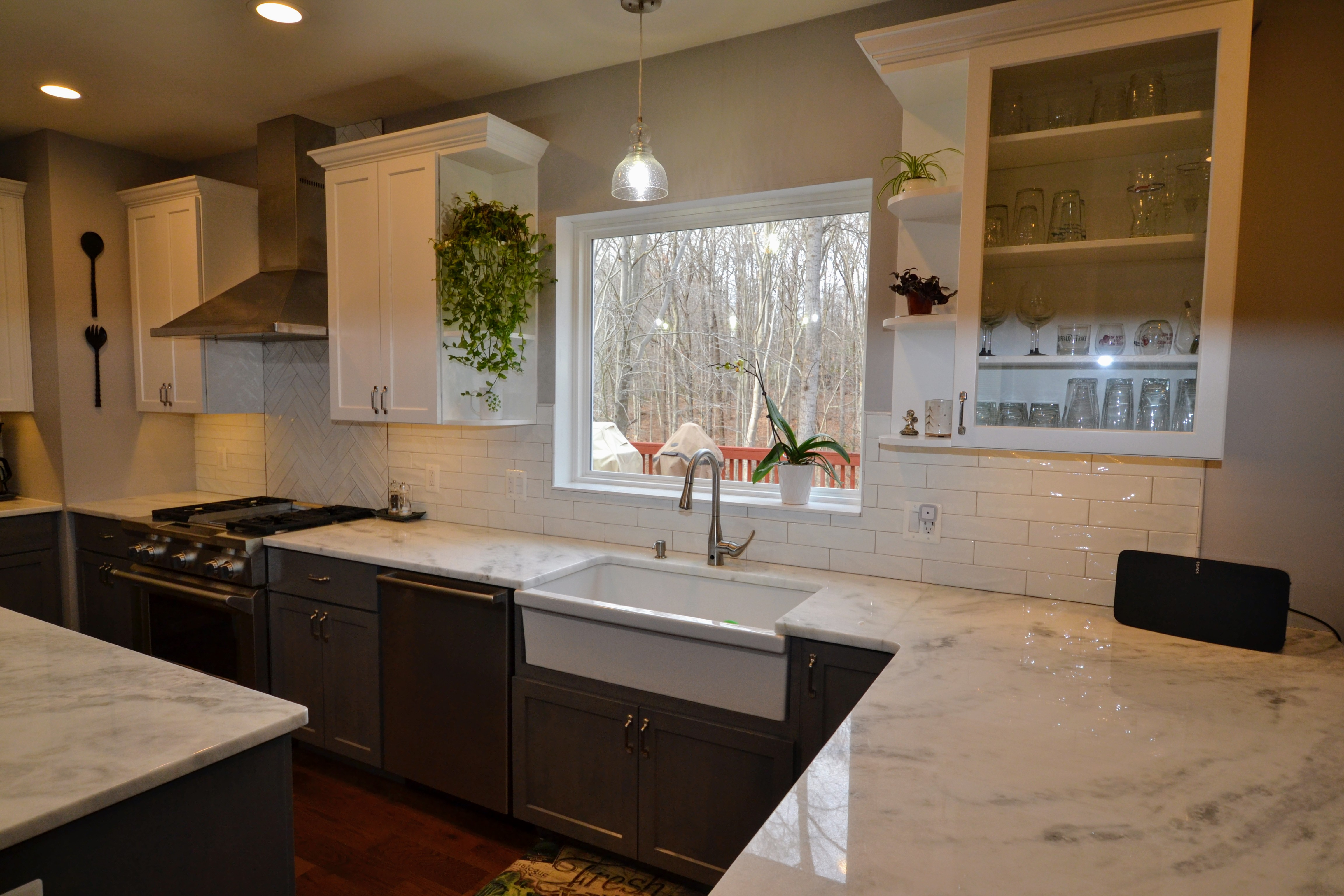Northern Virginia Showroom Custom Kitchens Baths