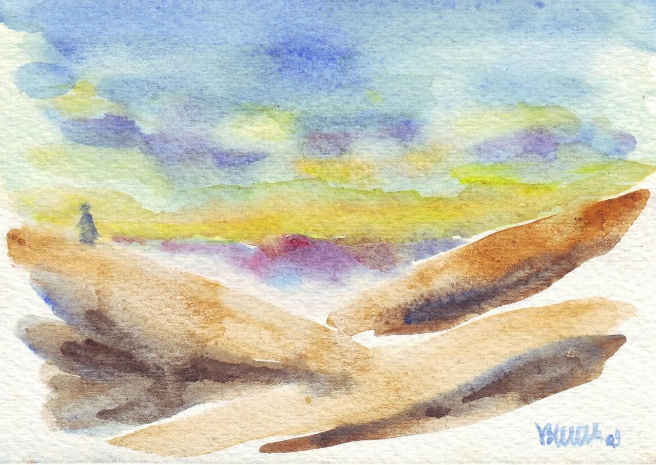 Sahara (original non disponible) Réf MRC011 - vente repro
