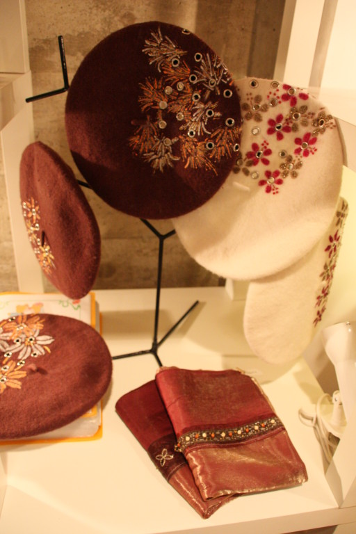 Les Accessoires de mode des Créations Delciane