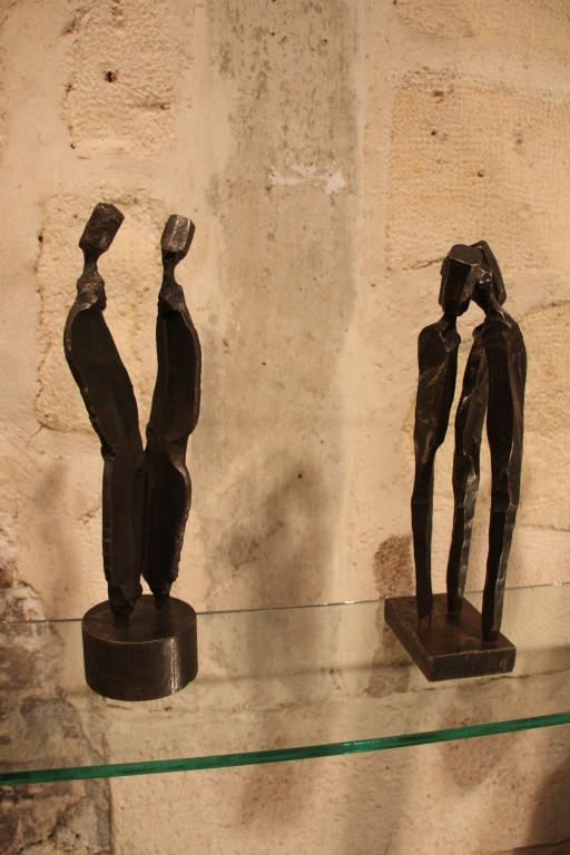 Les sculptures de Maxime PLANCQUE