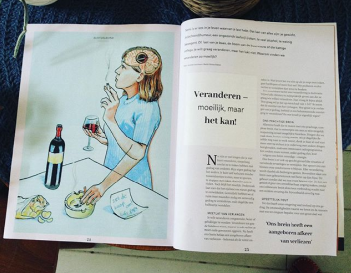 Artikel juni 2019 Elisabeth Magazine