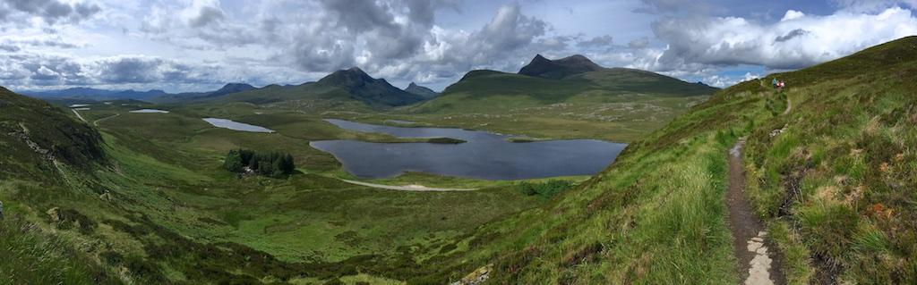 Geopark Knockan Crag