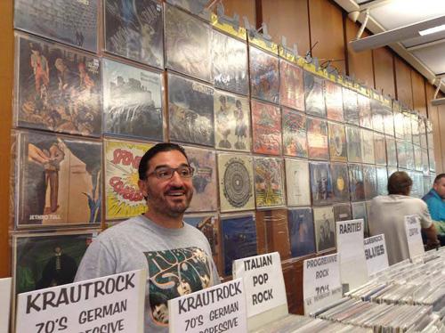 PagitaRecords - Record Fairs