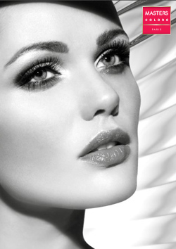 maquillage cours teinture cils sourcils mariée masters colors mary cohr le temps d'un reve