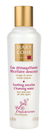 EAU DEMAQUILLANTE MICELLAIRE DOUCEUR mary cohr