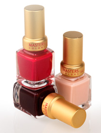 vernis couleur ongles masters colors