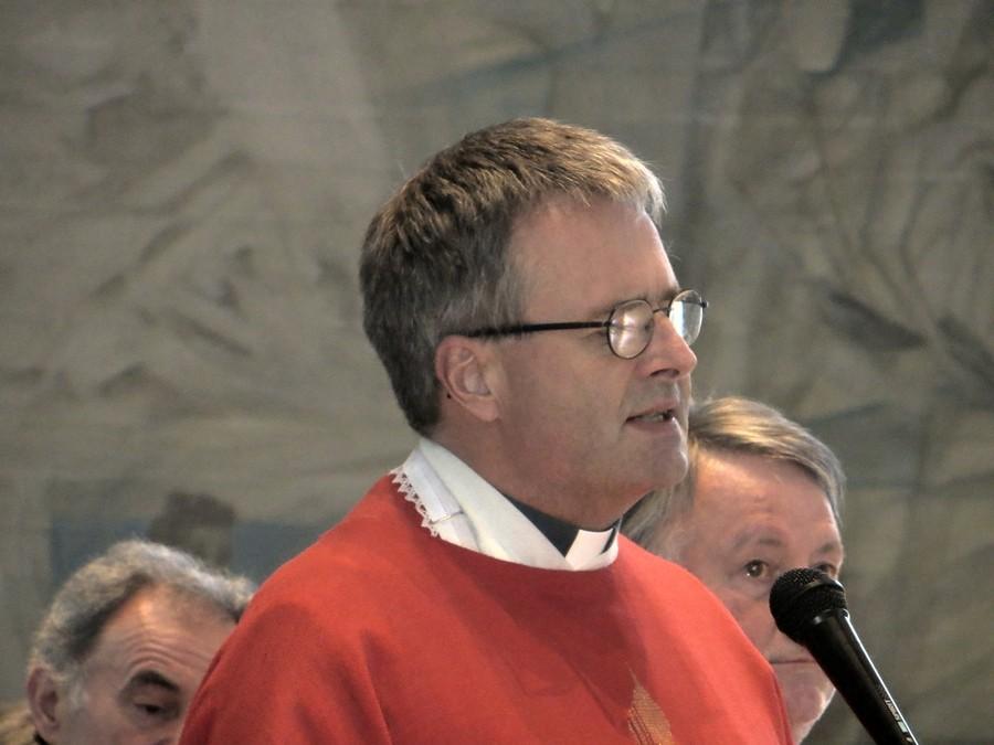 Domkapitular Wolfgang Rösch