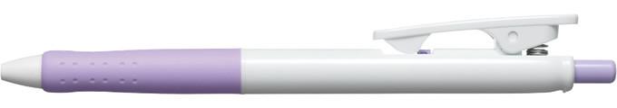 PILOTパティントボールペン(白軸)パステルバイオレット