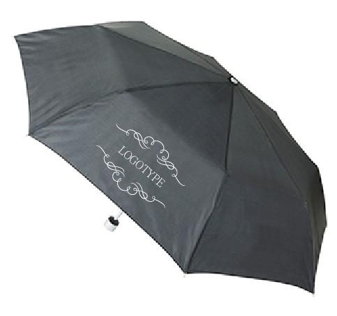 折りたたみ傘は小間部分も袋部分も名入れ