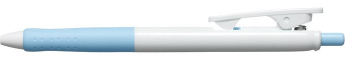 PILOTパティントボールペン(白軸)パステルブルー