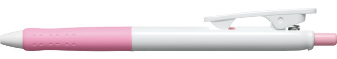PILOTパティントボールペン(白軸)パステルピンク