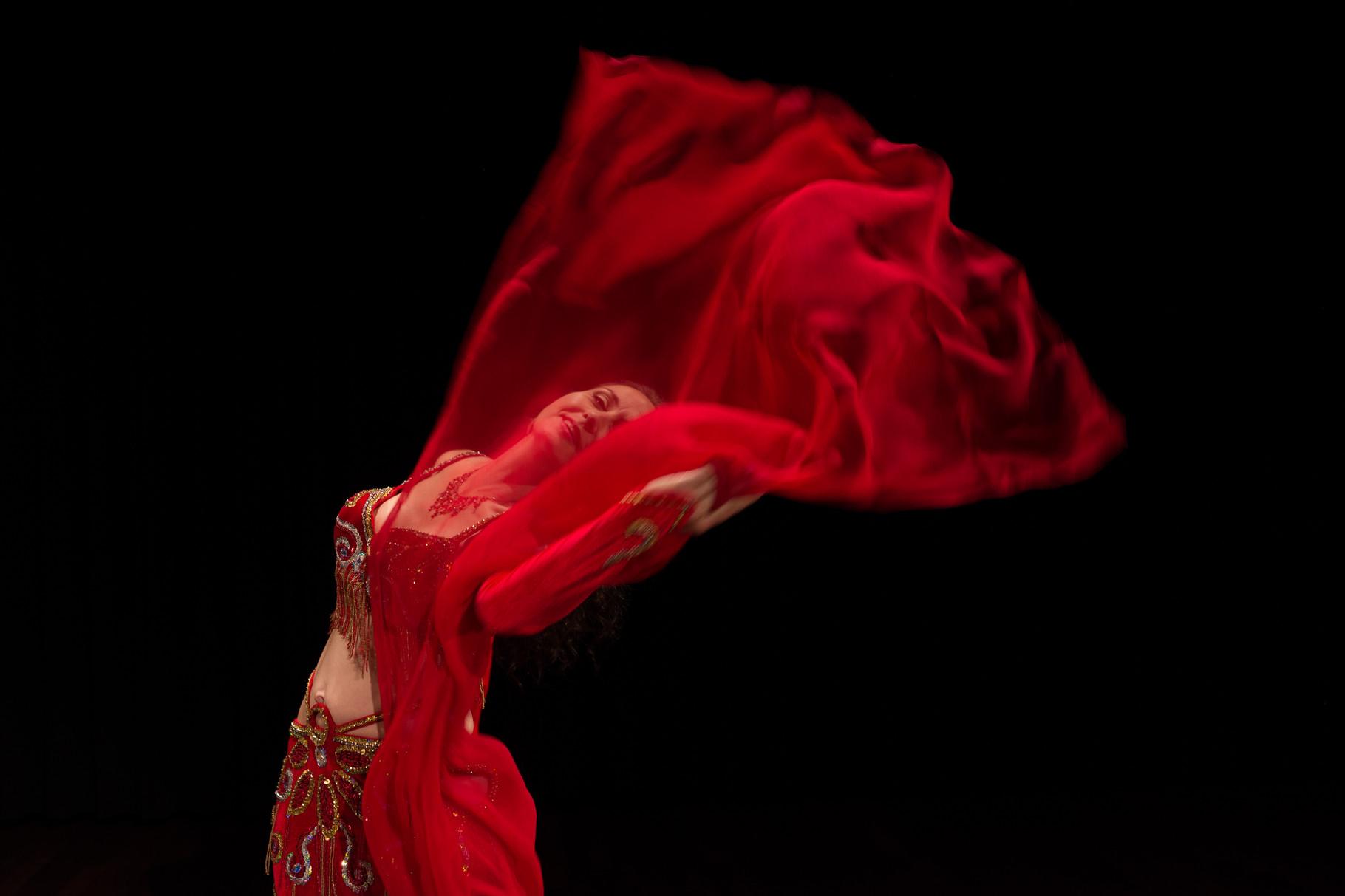 dein inneres Feuer... Nadja Ghazal, orientalischer Tanz in Bern und Thun