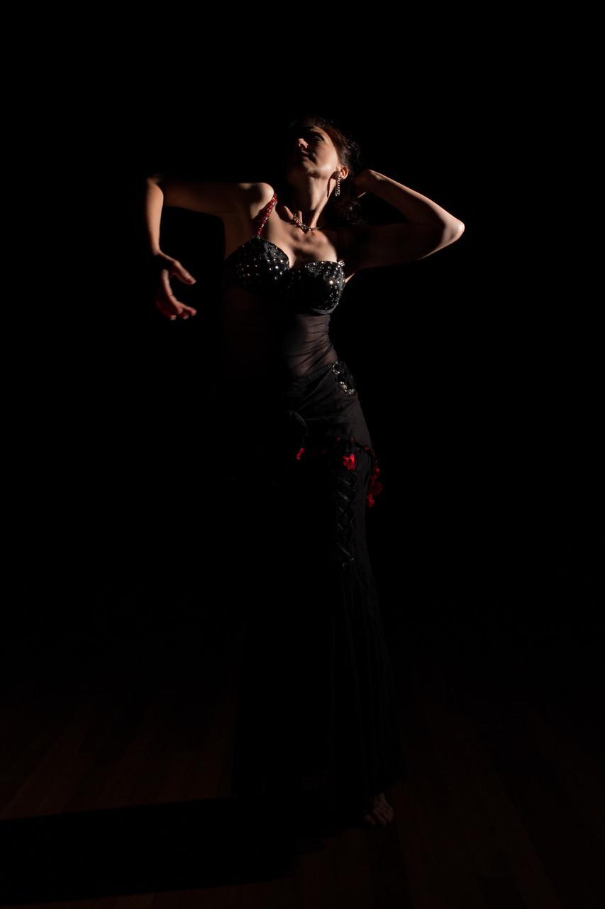 ...mit Leidenschaft... Nadja Ghazal, orientalischer Tanz in Bern und Thun