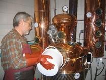 Destille im Speicher