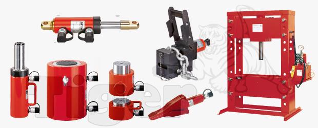 Hydraulik-Werkzeuge