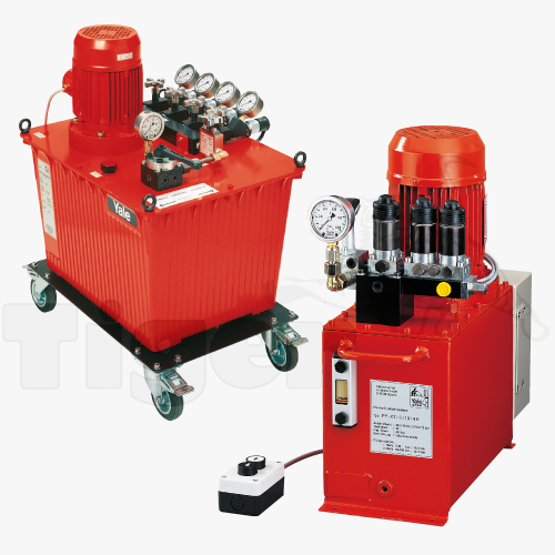 Elektro-Hydraulikaggregat