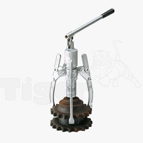 Abzieher mit integrierter Hydraulik