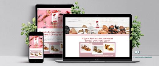 site internet chaussures boulet