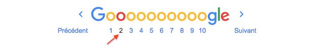 référencement naturel dans google