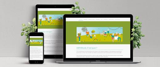 site Internet activités associatives Walcourt