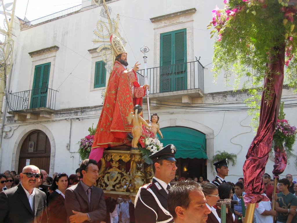 Festa patronale Sant'Oronzo