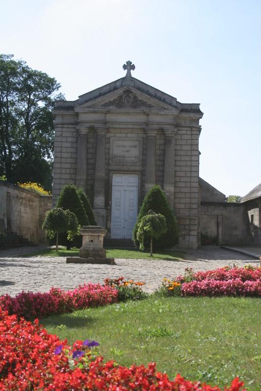 L'Hôtel de Fourcroy / la Chapelle