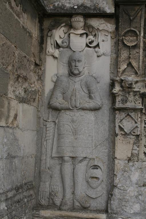 Le Gisant de Guillaume de Lanvin