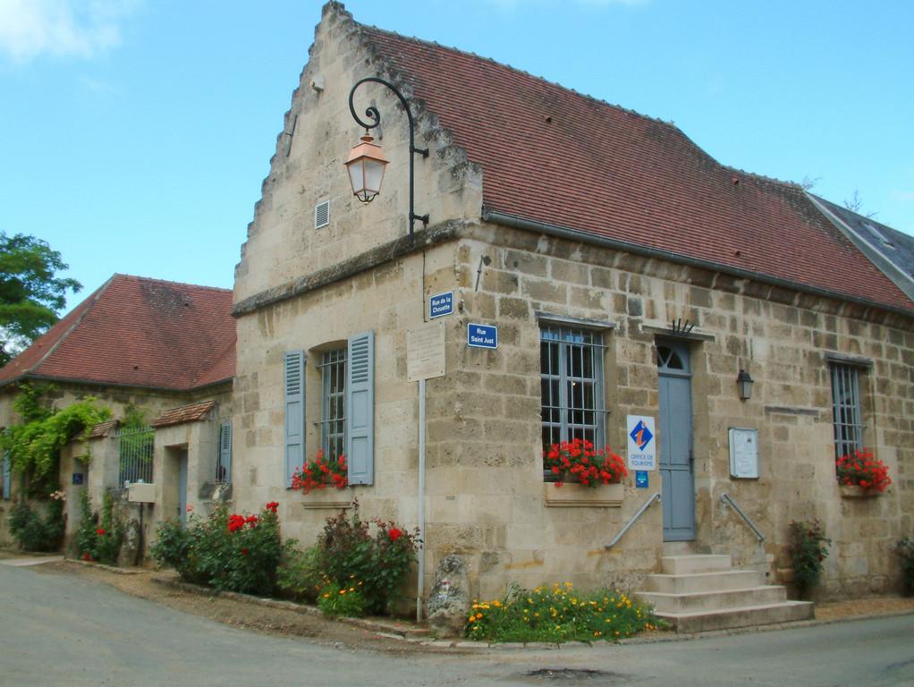 L'Office de tourisme de Blérancourt