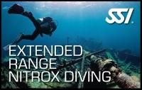 Extended Range Nitrox Longer Bottom Time