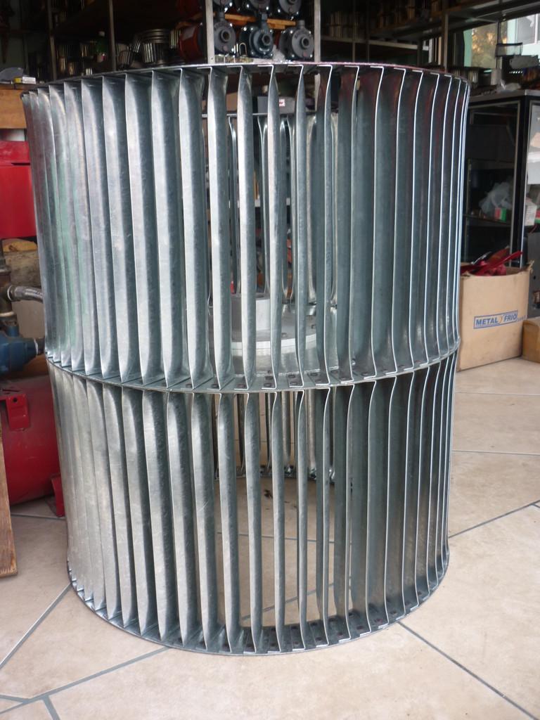 Turbinas de uso pesado