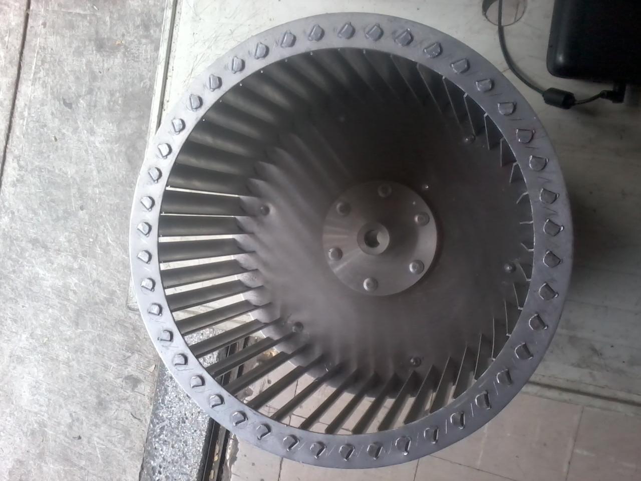 Turbinas de materiales especiales