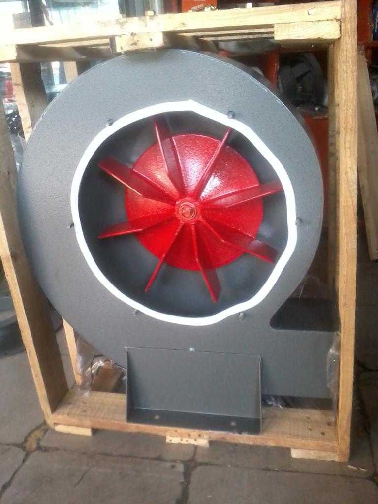 ventiladores para servicio semi-pesado
