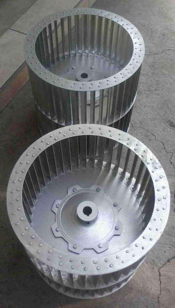 turbinas con mamelon de fundicion