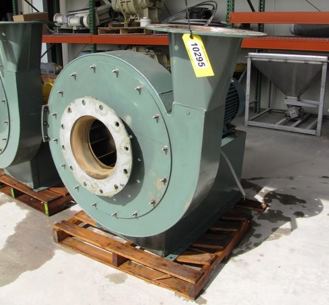 Fabricacion de ventiladores Nacionales certificados de New York Blower